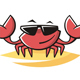 Crab Logo Template - GraphicRiver Item for Sale