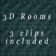 3D Rooms - VideoHive Item for Sale