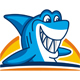 SHARK LOGO - GraphicRiver Item for Sale