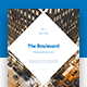 The Boulevard Magazine - GraphicRiver Item for Sale