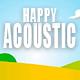 Fun Acoustic Upbeat Logo