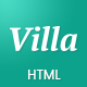 Villa - Bed & Breakfast Landing Page Template - ThemeForest Item for Sale