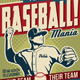 Baseball Poster Flyer or Ad - GraphicRiver Item for Sale