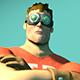 John Atom - Rig Character Blender - 3DOcean Item for Sale