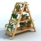 Plant with stand - 3DOcean Item for Sale