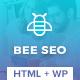Bee SEO - Marketing WordPress Theme - ThemeForest Item for Sale