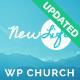 New Life   Church & Religion WordPress Theme - ThemeForest Item for Sale