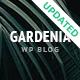 Gardenia - A Stylish Gardening Personal Blog WordPress Theme - ThemeForest Item for Sale