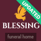 Blessing | Funeral Home Services & Cremation Parlor WordPress Theme - ThemeForest Item for Sale