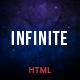 Infinite - Digital Marketing HTML5 Template - ThemeForest Item for Sale