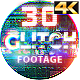 30 Glitch Footage 4K - VideoHive Item for Sale