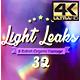 Light Leaks Pack 4K - VideoHive Item for Sale
