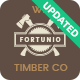 Fortunio - Timber / Forestry / Wood Manufacture WordPress Theme - ThemeForest Item for Sale