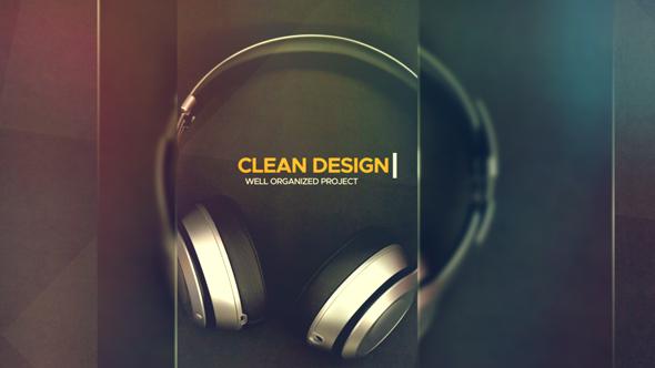 Clean Media Intro