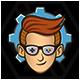Cool Gamer Logo - GraphicRiver Item for Sale