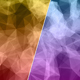 Colorful Polygonal Backgrounds - VideoHive Item for Sale