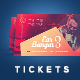 Event Tickets Template 29 - GraphicRiver Item for Sale