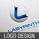 Letter L - Tech Logo - GraphicRiver Item for Sale