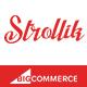 AP Strollik Responsive Bigcommerce Theme Template - ThemeForest Item for Sale