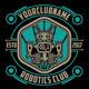 Robotics Club T-Shirt Template - GraphicRiver Item for Sale
