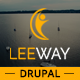 Leeway - Multipurpose One Page Drupal Theme - ThemeForest Item for Sale