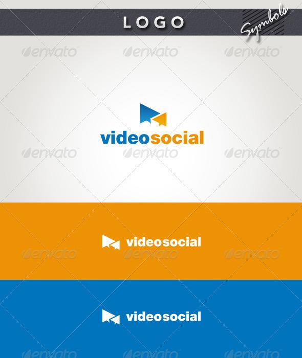Video Social Logo