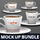 Espresso / Coffee Cup Mockup Bundle - GraphicRiver Item for Sale