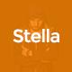 Stella - Personal Portfolio Template - ThemeForest Item for Sale