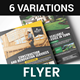 Multipurpose Corporate Flyer Template - GraphicRiver Item for Sale