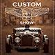 Hot Rod Car Show - GraphicRiver Item for Sale