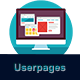Userpages: Custom Landing page designer for multiple users + page download - CodeCanyon Item for Sale