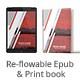 Reflowable Epub & Book Template - GraphicRiver Item for Sale