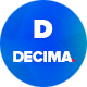 Decima - Bootstrap 4 Angular Admin Template - ThemeForest Item for Sale
