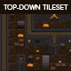 Top-Down Dungeon RPG Tileset - GraphicRiver Item for Sale