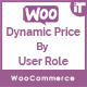 Woocommerce Dynamic Pricing By User Role
