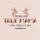 True Mama  Typeface Duo - GraphicRiver Item for Sale