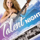 Talent Show Event Flyer - GraphicRiver Item for Sale