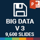 Big Data 3 PowerPoint Presentation Template - GraphicRiver Item for Sale