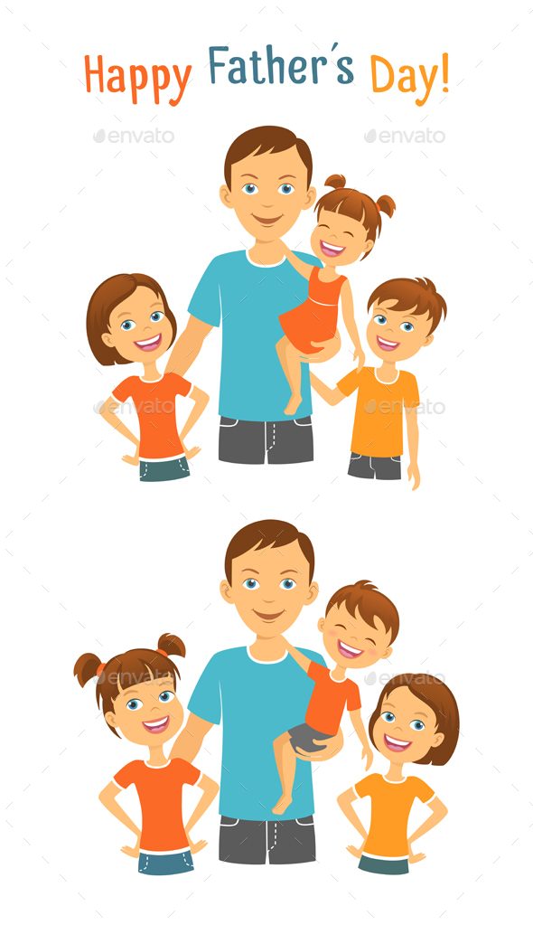 Happy Fathers Day Greeting Cards