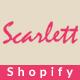Ap Scarlett Shopify Theme - ThemeForest Item for Sale