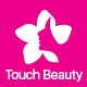 Touch Beauty UI Kit - GraphicRiver Item for Sale