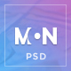 Mon Magazine - PSD Template for Magazine - ThemeForest Item for Sale