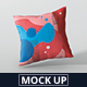Pillow Mockup - Square - GraphicRiver Item for Sale