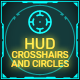 Sci-Fi Futuristic HUD Vol 2: Crosshairs and Circular  Elements - GraphicRiver Item for Sale