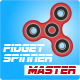Fidget Spinner Master | HTML5 game - CodeCanyon Item for Sale