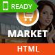 Market - Multipurpose eCommerce HTML Template - ThemeForest Item for Sale