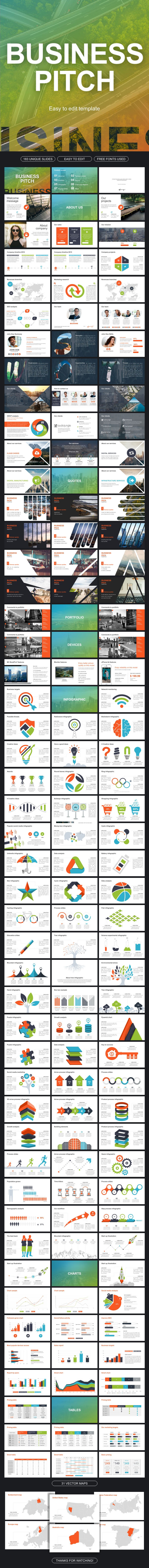 Business Pitch Powerpoint