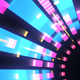 Neon Tunnel Background - VideoHive Item for Sale