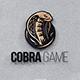 Logo Cobra Game - GraphicRiver Item for Sale