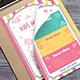 Kids Menu Template - GraphicRiver Item for Sale